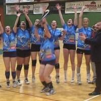 Caldaria Voleyourense revalida o título de 1º División Autonómica Femenina
