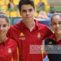Pavillón e Burgas protagonistas na Copa Galicia Internacional de Trampolín