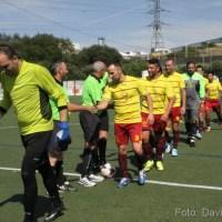 Finales del futbol veterano de Ourense