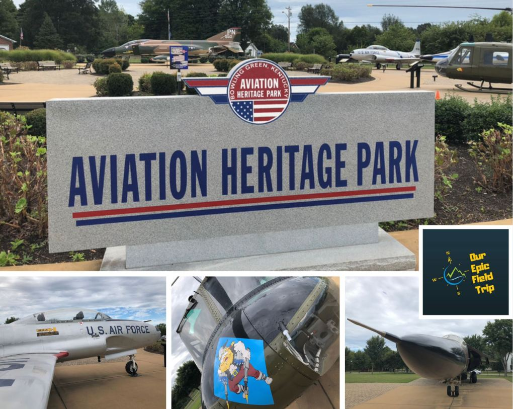 Blog pic - Aviation Heritage Park