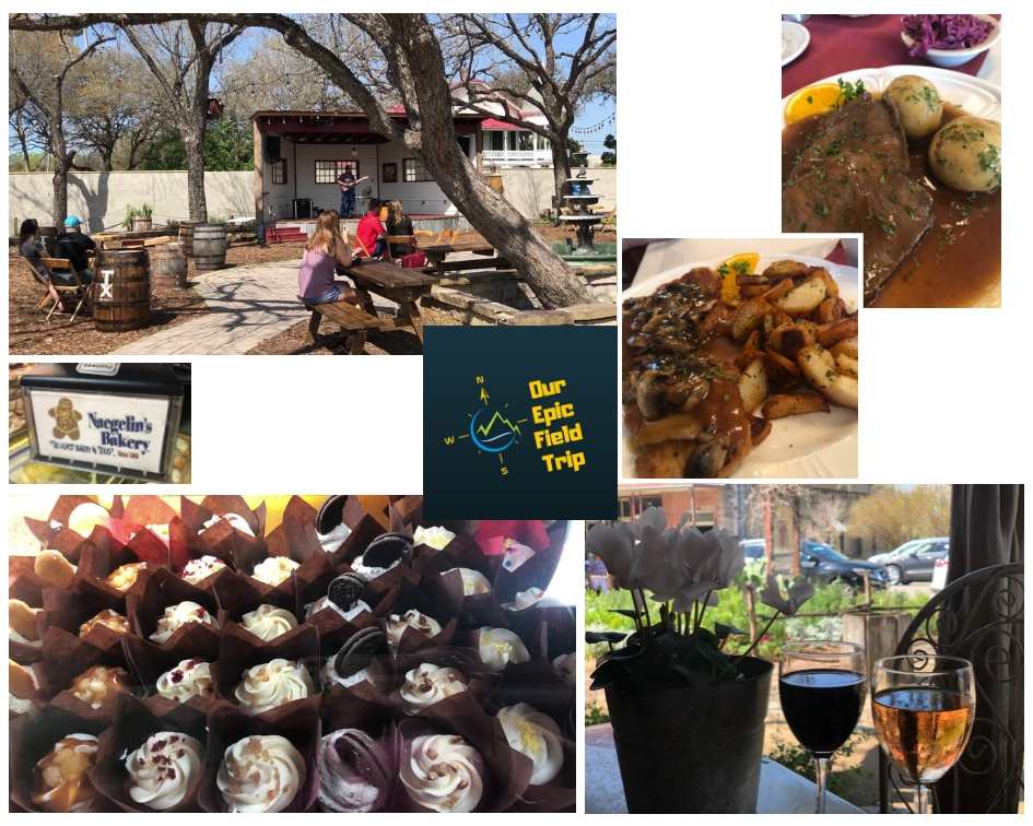 small towns in texas - scenes from New Braunfels Gruene
