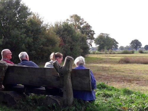 genieten van natuurgebied `t Schildbroek tijdens een wandeling