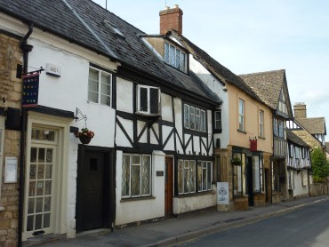 Main Street in Winchcombe