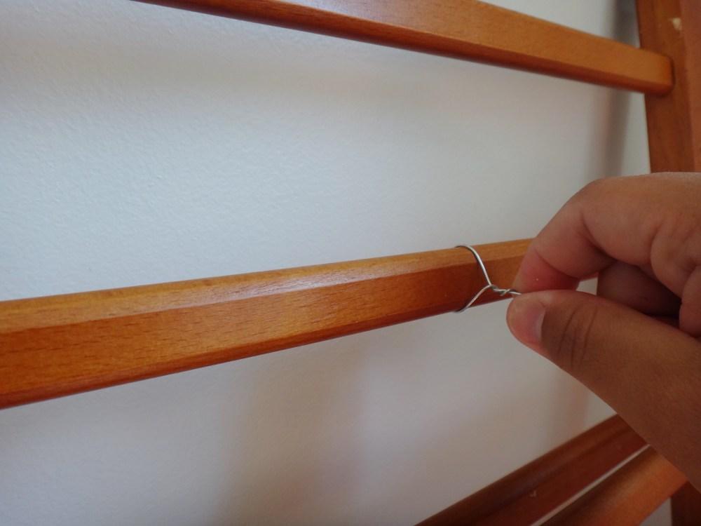 DIY Plant Hanger with Repurposed Baby Gates (7)