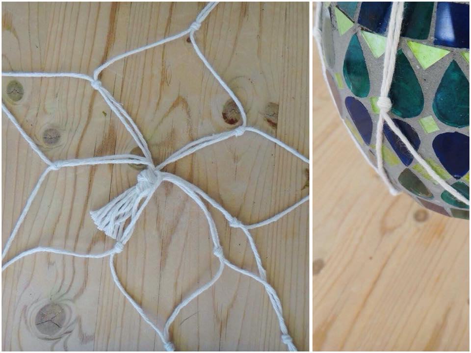 Branch Macrame Plant Hanger DIY (22)