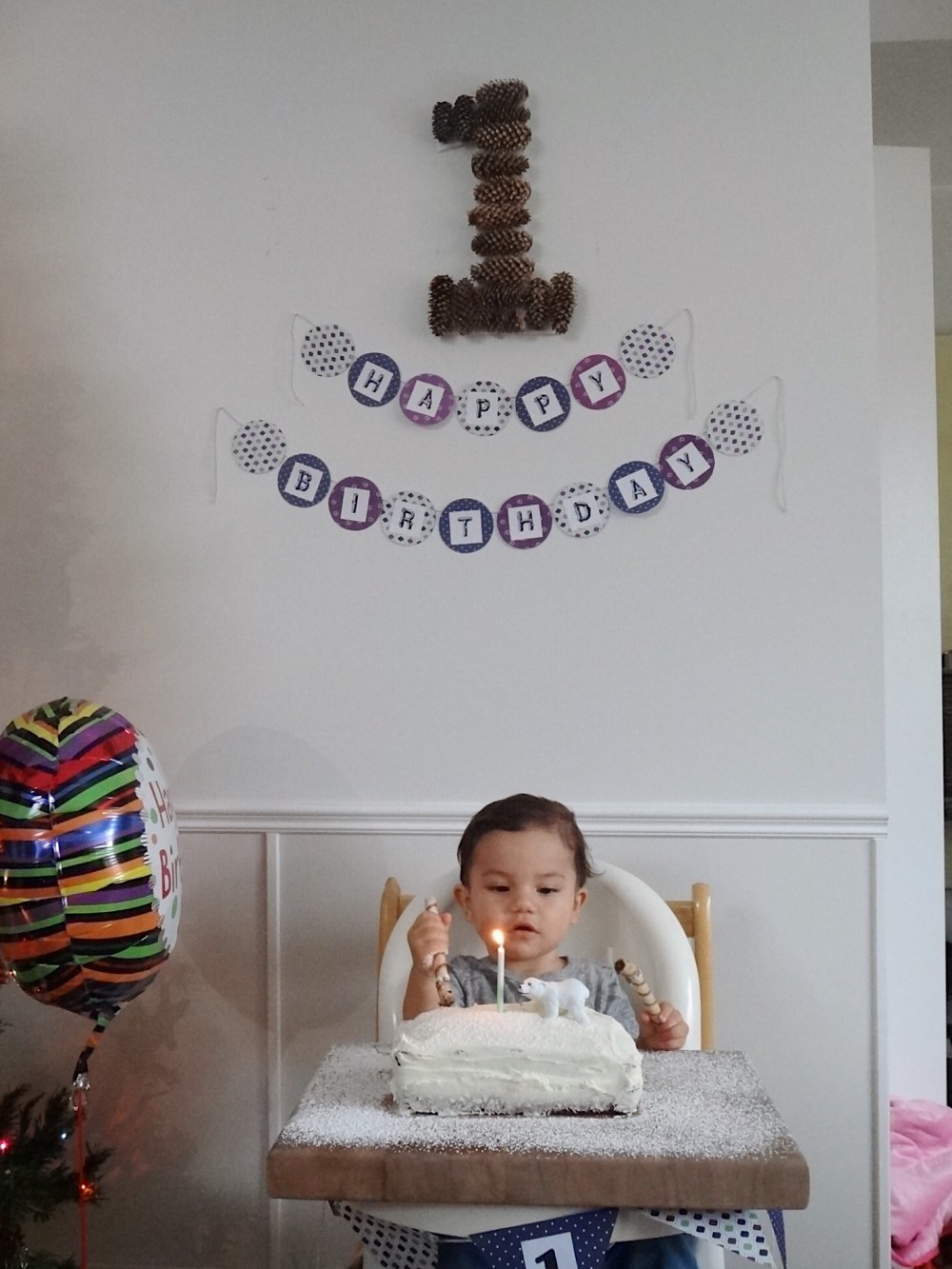 First Birthday Oliver Turns One Mommy Blog (1)