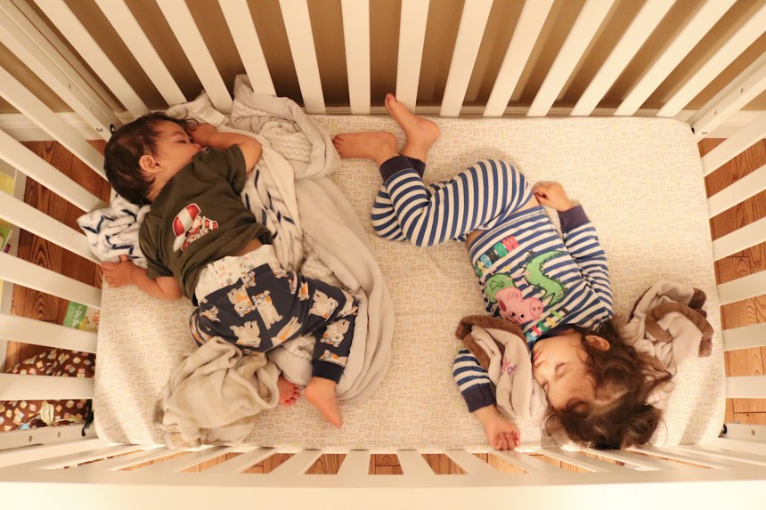 Baby and Toddler Room Sharing Edmonton Mommy Blogger (5)