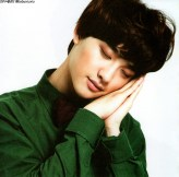 Kyungsoo Asleep
