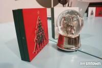 Miracles in December Album & Snow Globe