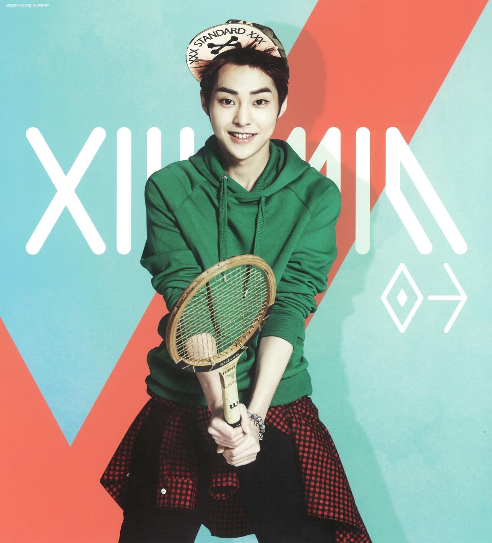 Luhan Cute Wallpaper Hq Scans Exo 2014 Official Season S Greetings Calendar