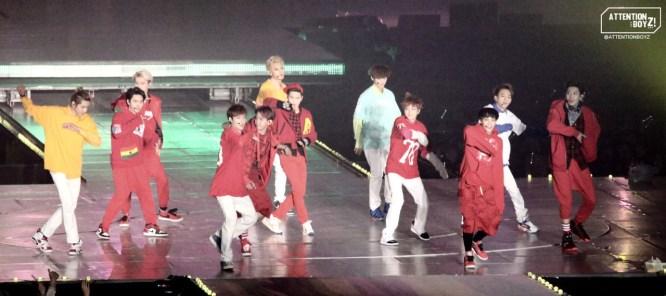 EXO boys