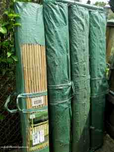 Garden Fence Bamboo Diy Bamboo Fence Screen Is Easy To Build Youtube 1280x720 Jpeg Bamboo Garden Fence Ideas Also Diy Bamboo Fence Additionally Bamboo Garden Fence From Varying Lengths Of Bamboo From