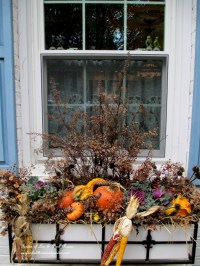 Fall Decorating at Our Fairfield Home & Garden | Our ...