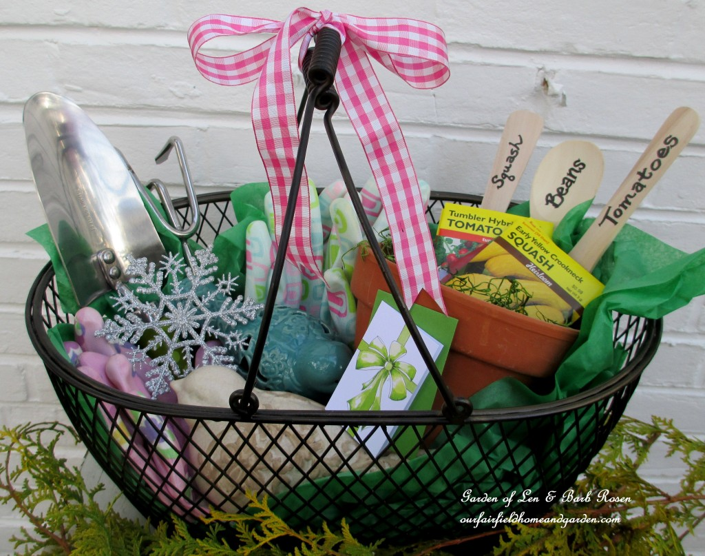 DIY Gifts For The Gardener Our Fairfield Home & Garden