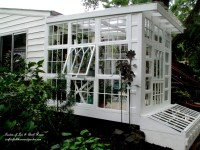 Building a Repurposed Windows Greenhouse   Our Fairfield ...