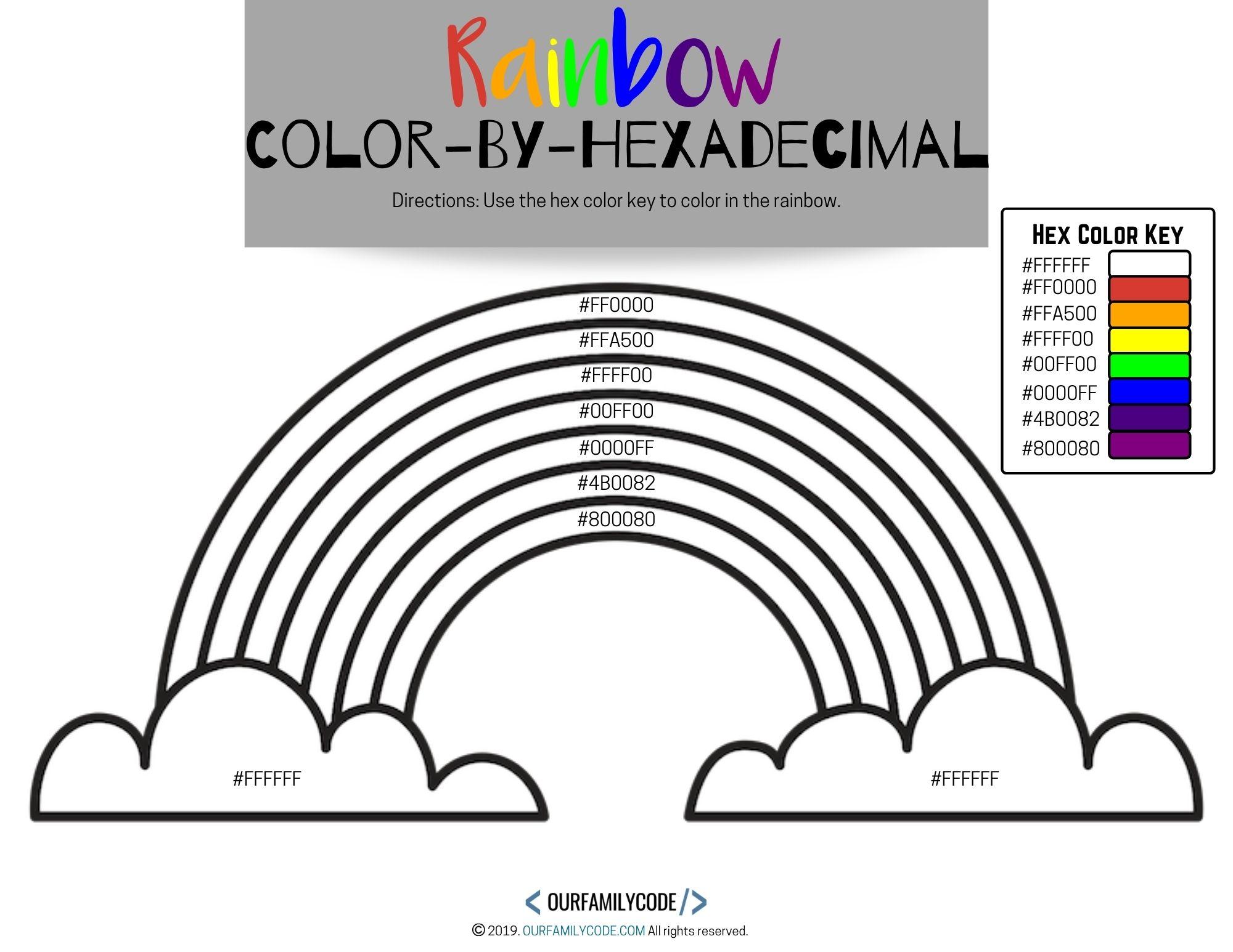 A Rainbow Fly