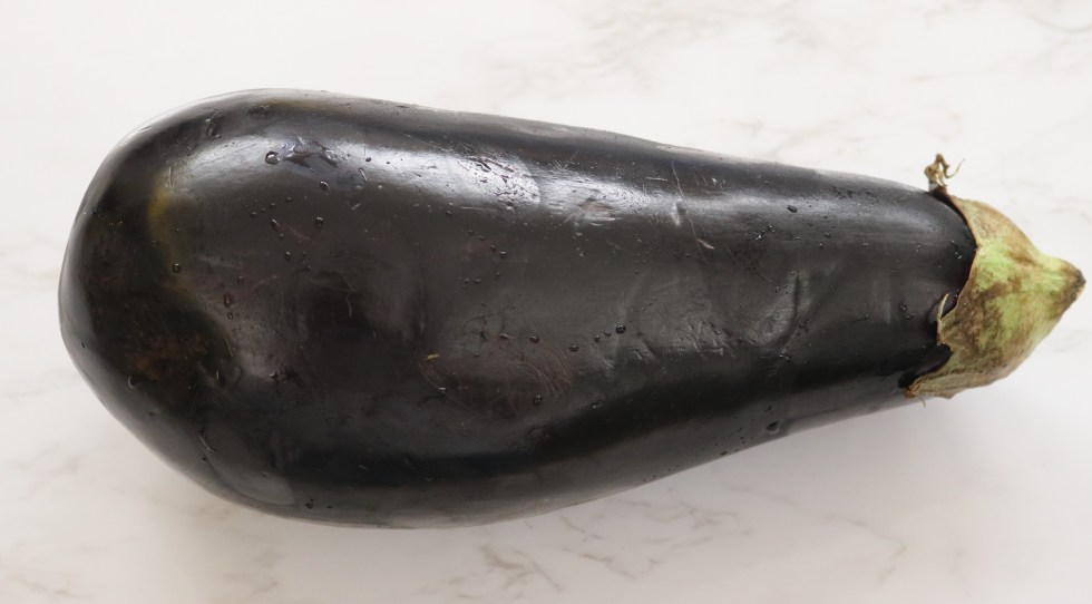 picture of an eggplant