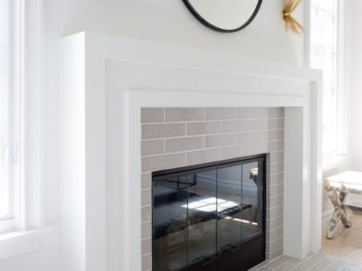 Finding My Fireplace Mantel Design Style