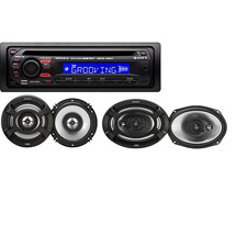 Barn Radio Idea - Car Stereo