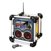 Barn Radio Idea - Jobsite