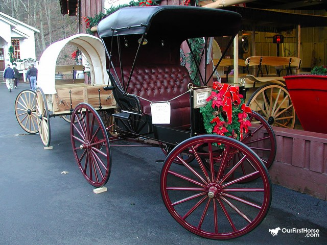 Handmade Horse Carriages
