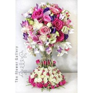 Valentine's Day Flower Arrangements   The Flower Gallery