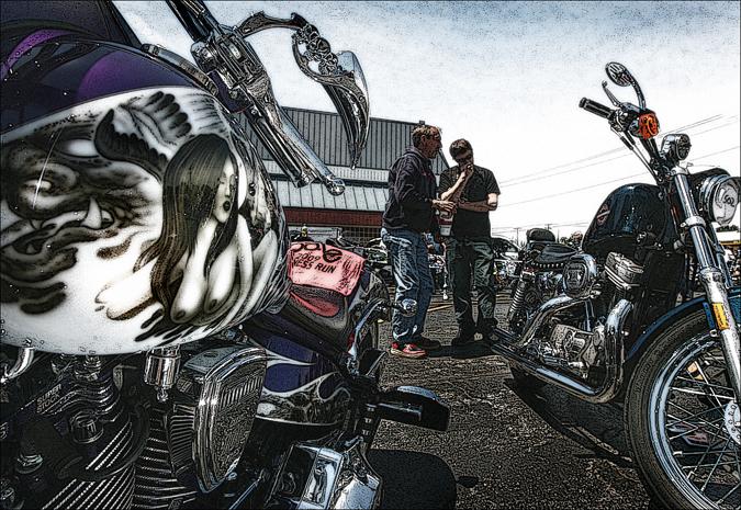 Kellys Motorcycle Rally4211