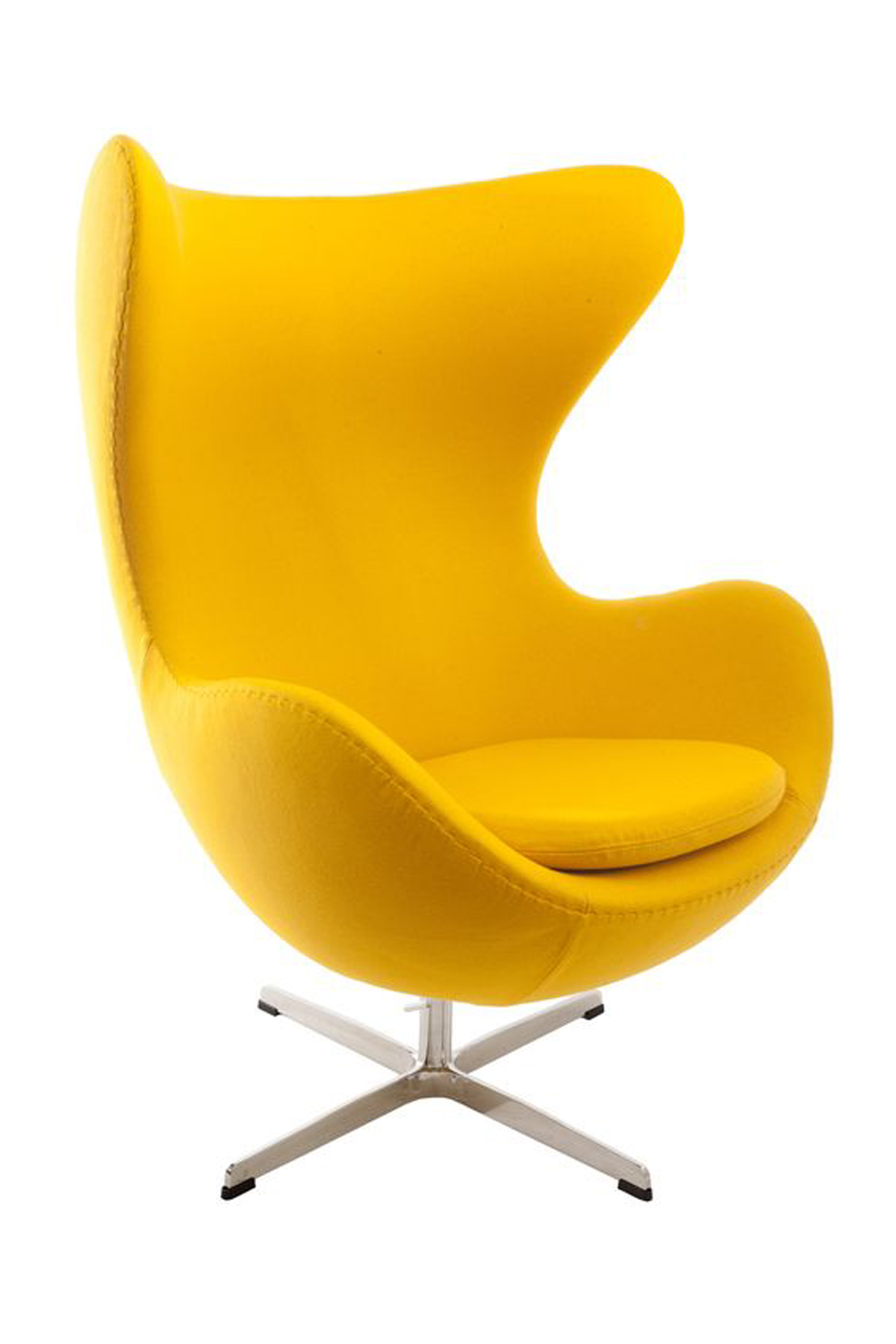 Yellow Egg Chair Egg Lounge Chair Cre