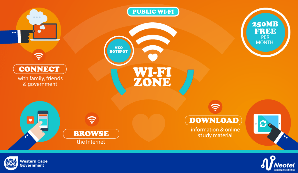 Western Cape government keeps launching public access wifi-hotspots   OUR FUTURE CITIES