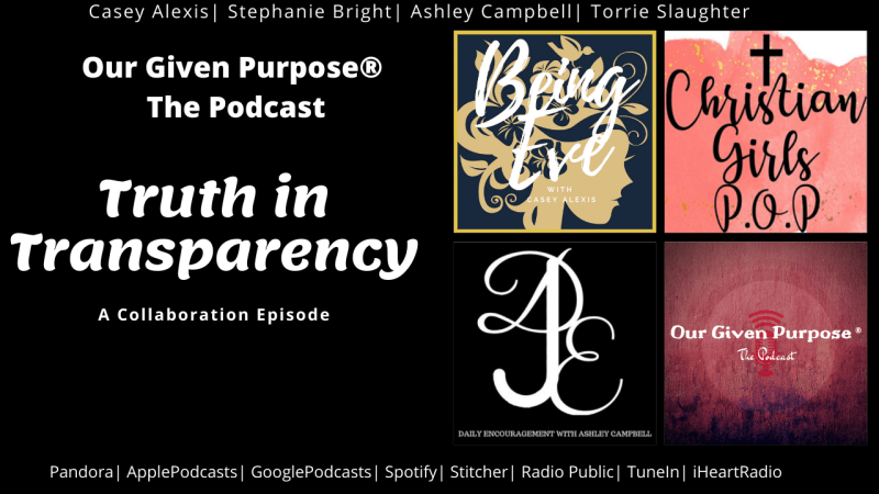 Truth in Transparency A Collaboration Podcast