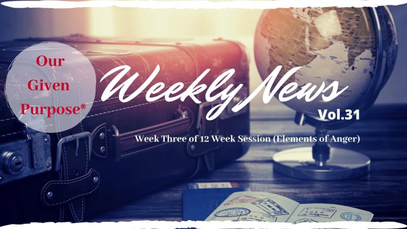 Weekly News, Vol 31