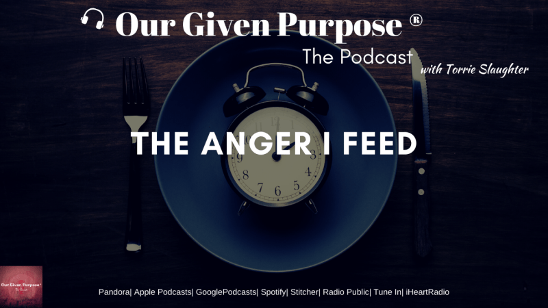 The Anger I Feed, the Podcast