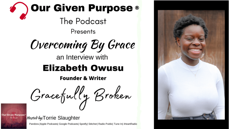 Overcoming By Grace, an Interview with Elizabeth Owusu