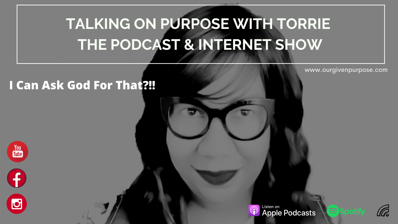 Talking on Purpose with Torrie the Podcast & Internet Show, The Finale