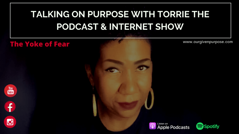 Talking on Purpose with Torrie the Podcast & Internet Show S5, E1