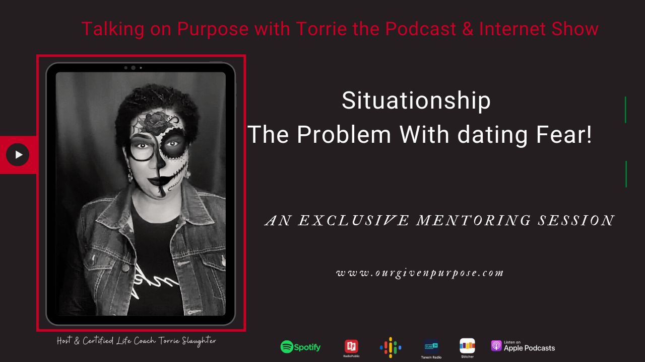 Talking on Purpose with Torrie the Podcast & Internet Show S5E3