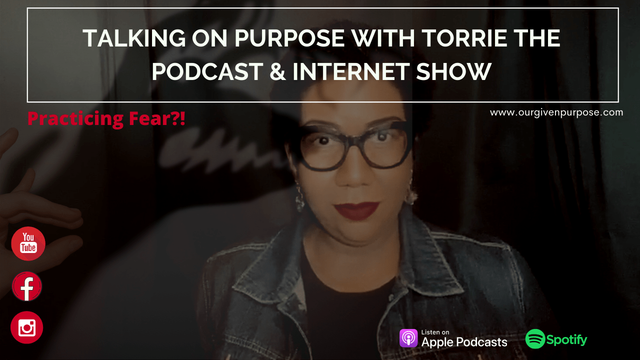 Talking on Purpose with Torrie the Podcast & Internet Show! S5W2
