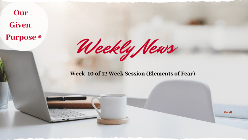 Weekly News, Vol 63