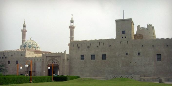 Ajman Museum ~ Ajman ~ UAE Photo credit Xiquinho Silva (via Flickr)