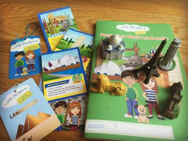 Little Passports Subscription - Great educational travel gift for kids