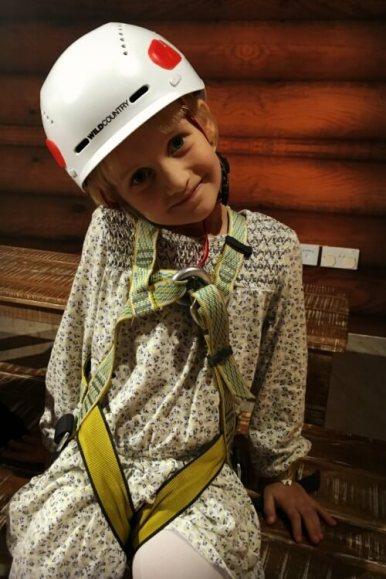 Adventure Zone at Adevnture HQ ~ Indoor activities for kids in Abu Dhabi