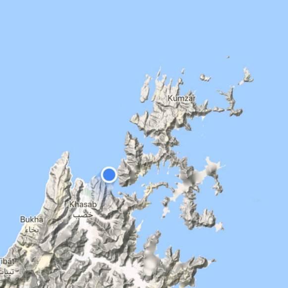 Exploring Kumzar and the khors of the northern peninsular of Musandam