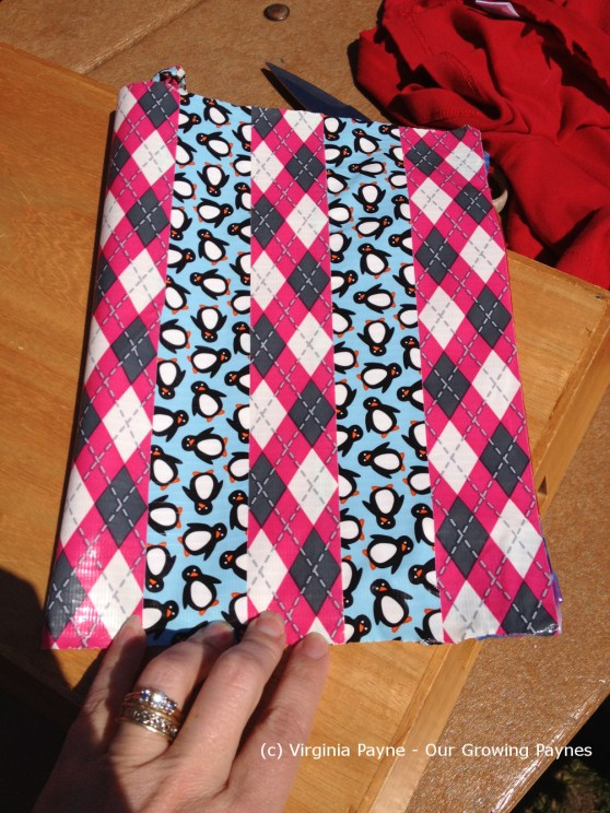 Duct tape purse 5 2013