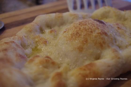 Homemade pizza 13 2013