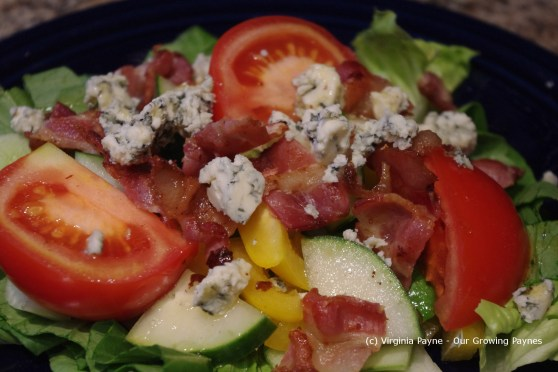 Bacon salad 3 2013