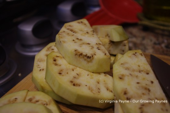 Eggplant parmesan 2 2014
