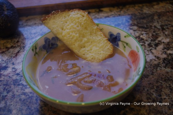 Italian Onion Soup 4 2014