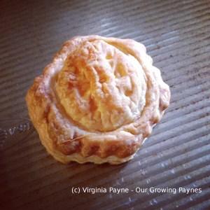 Leek and mushroom pastry 2 2014