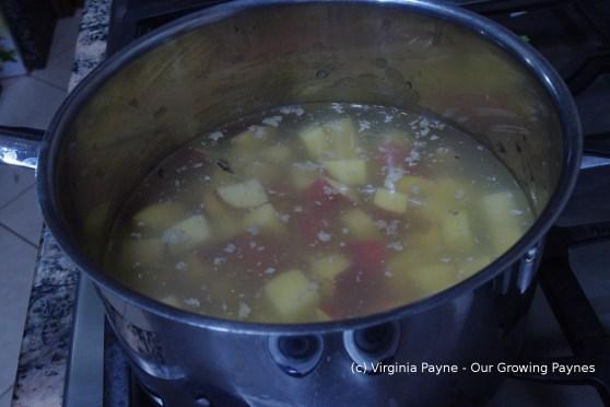 Loaded potato soup 1 2015