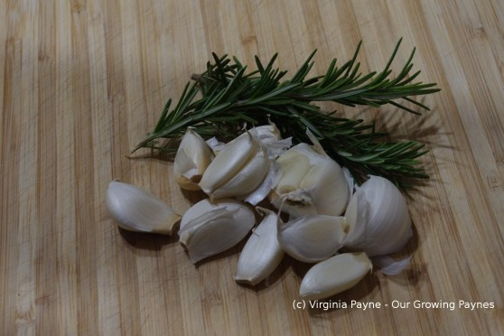 Rosemary garlic pork 1 2015